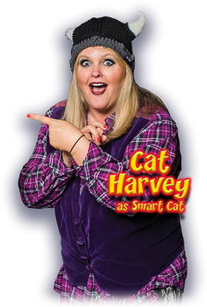 Cat Harvey as Smart Cat