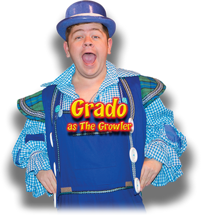 Grado as The Growler