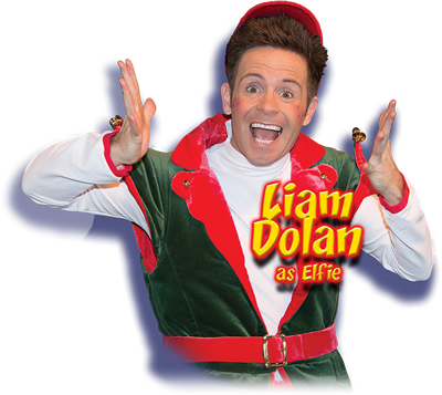 Liam Dolan as Elfie!