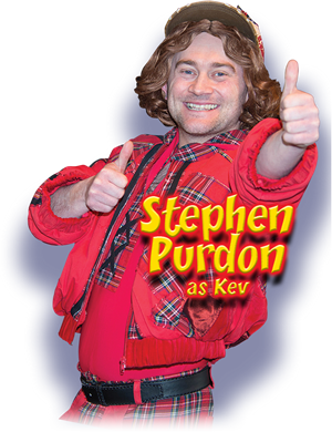 Stephen Purdon as Kev